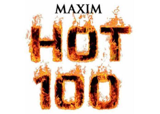 2010_HOT_100_Maxim1