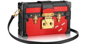 7487e0c0bf19 Сумка-сундучок от Louis Vuitton уже полюбилась многим модницам. Среди ее  обладательниц замечена русская супермодель Наталья Водянова, ...
