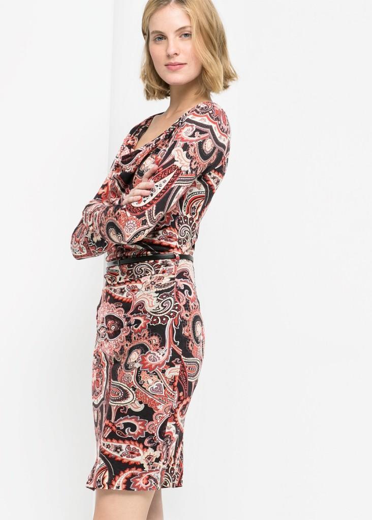 Платье Mango, 2999 руб.