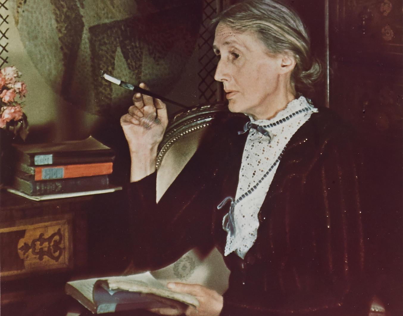 Вирджиния Вульф — ведущая фигура модернистской литературы первой половины XX века