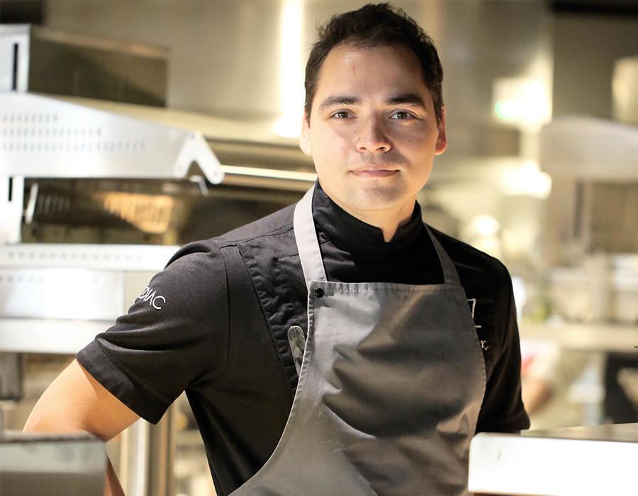 Анатолий Казаков, шеф-повар ресторана Selfie
