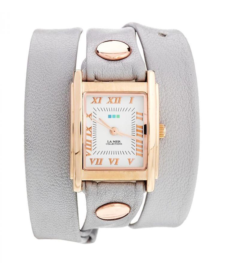 Часы La Mer Simple Wrap, 4050 руб.