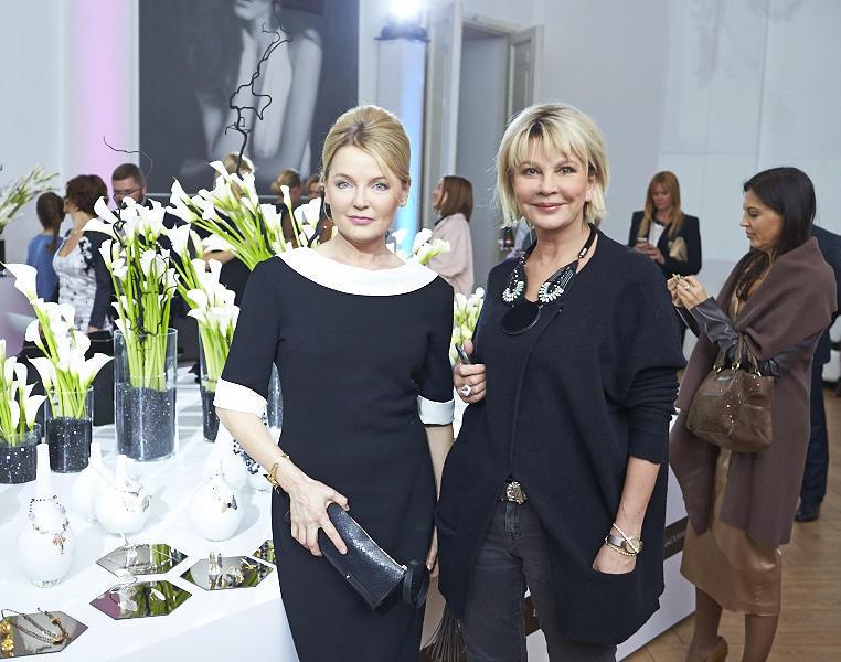 Лариса Вербицкая и Татьяна Веденеева