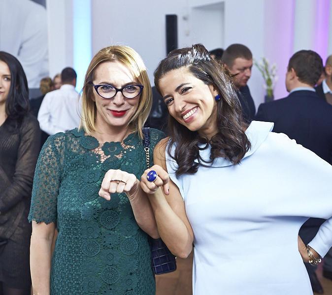 Рита Митрофанова и Лама Хурани