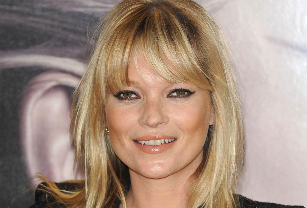 "Kate Moss ""Vintage Muse"" Perfume Launch at Boots in London on November 26, 2010"