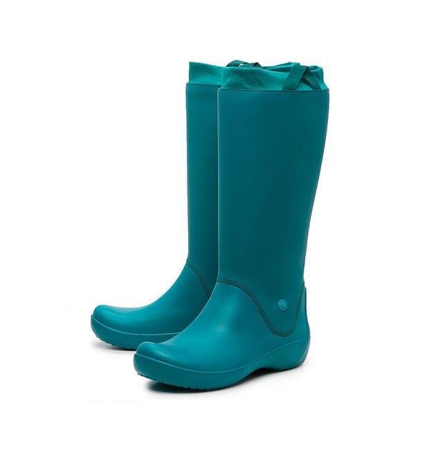 Сапоги Crocs RainFloe, 4190 руб.