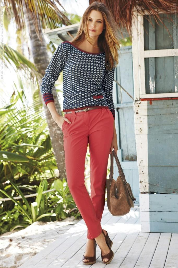 Behati Prinsloo for Next Casualwear collection 2012 Photoshoot