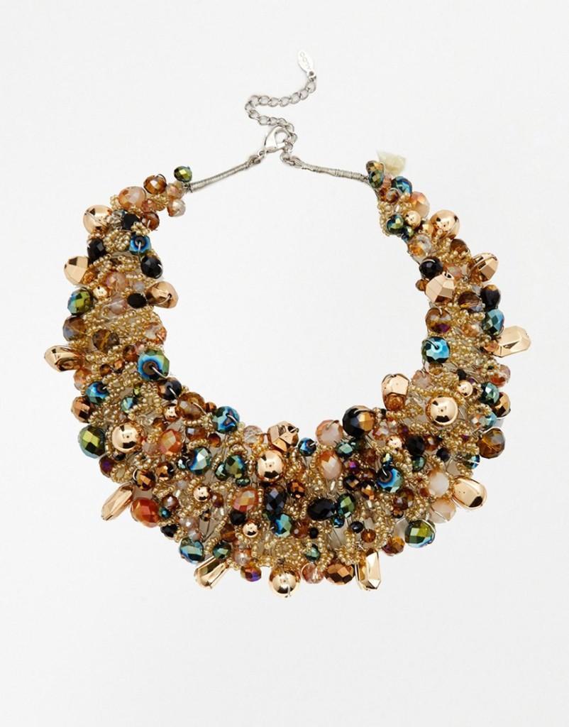 Ожерелье-воротник Aldo Harmonie, 2400 руб.