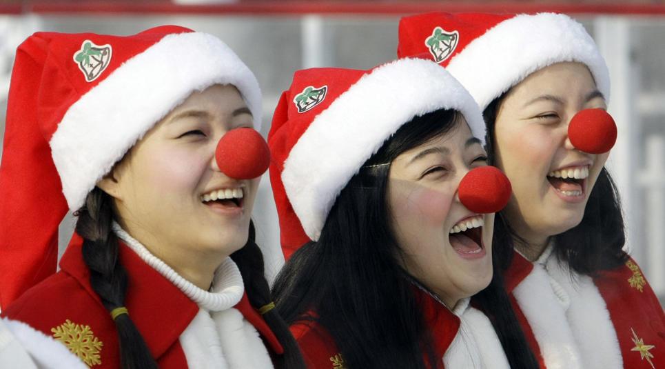 TOPIX South Korea Christmas
