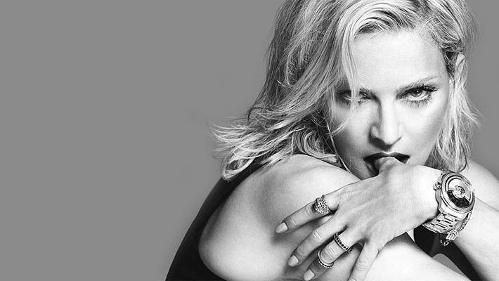 Мадонна вновь стала лицом Versace