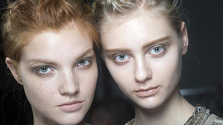 Armani Runway: весенний макияж с подиума