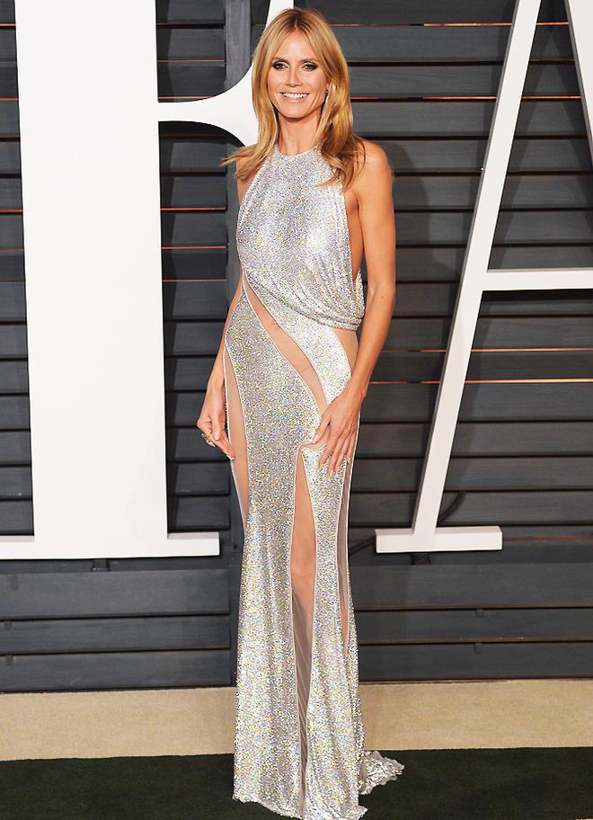 2015 Vanity Fair Oscar Party Red Carpet