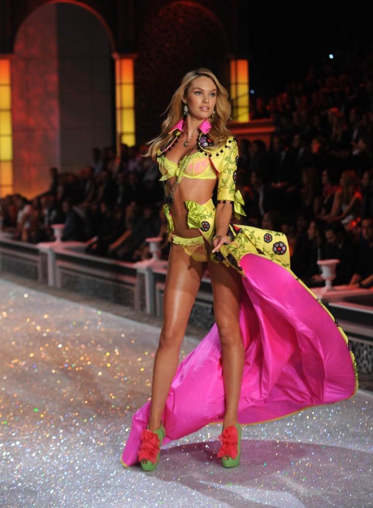The Victorias Secret Fashion Show