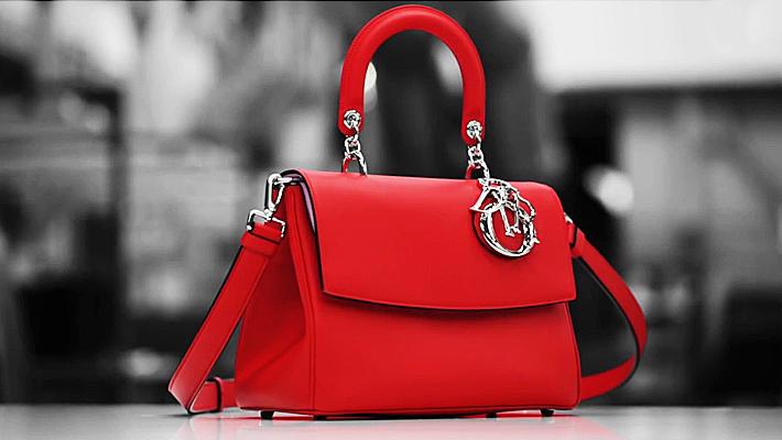 0071d803ef7f Новая сумка Be Dior — изящество и шик французского стиля