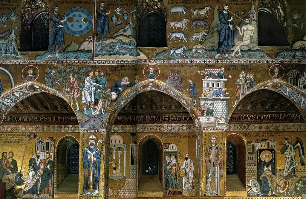 53426-nave-centre-aisle-south-wall-detail-mosaic-artist-italian