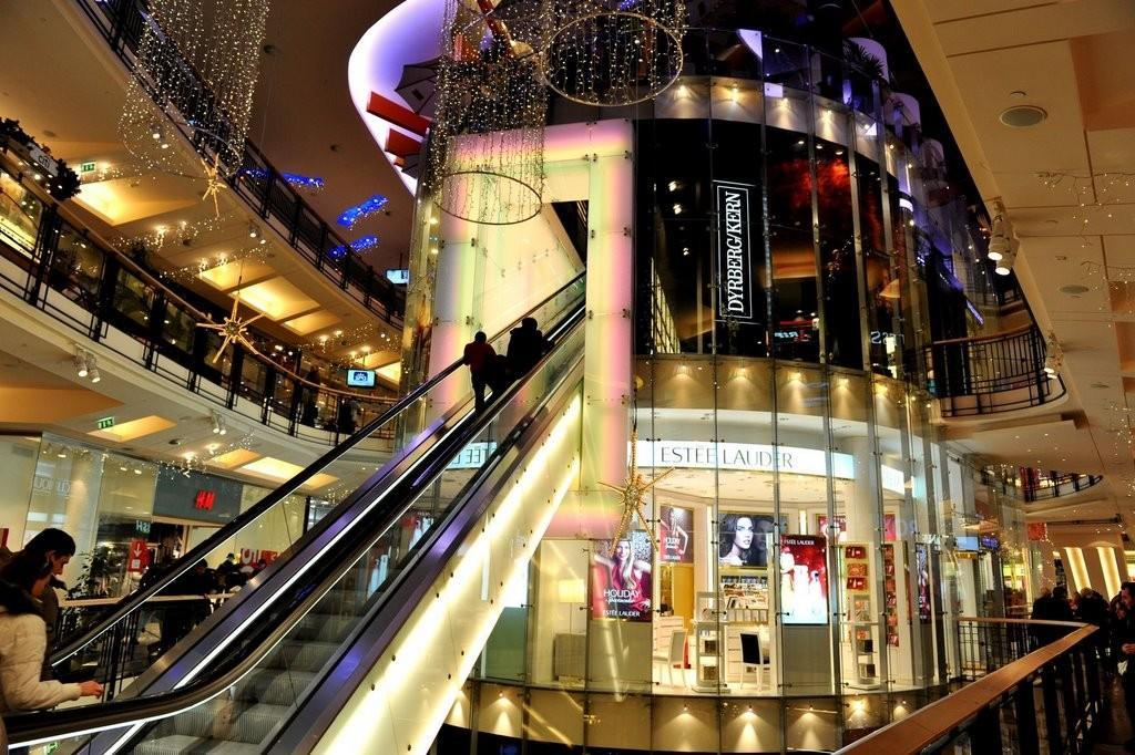 Winkelcentrum-Palladium