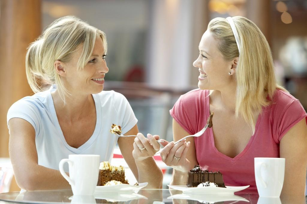 bigstock-Female-Friends-Having-Lunch-To-13895225