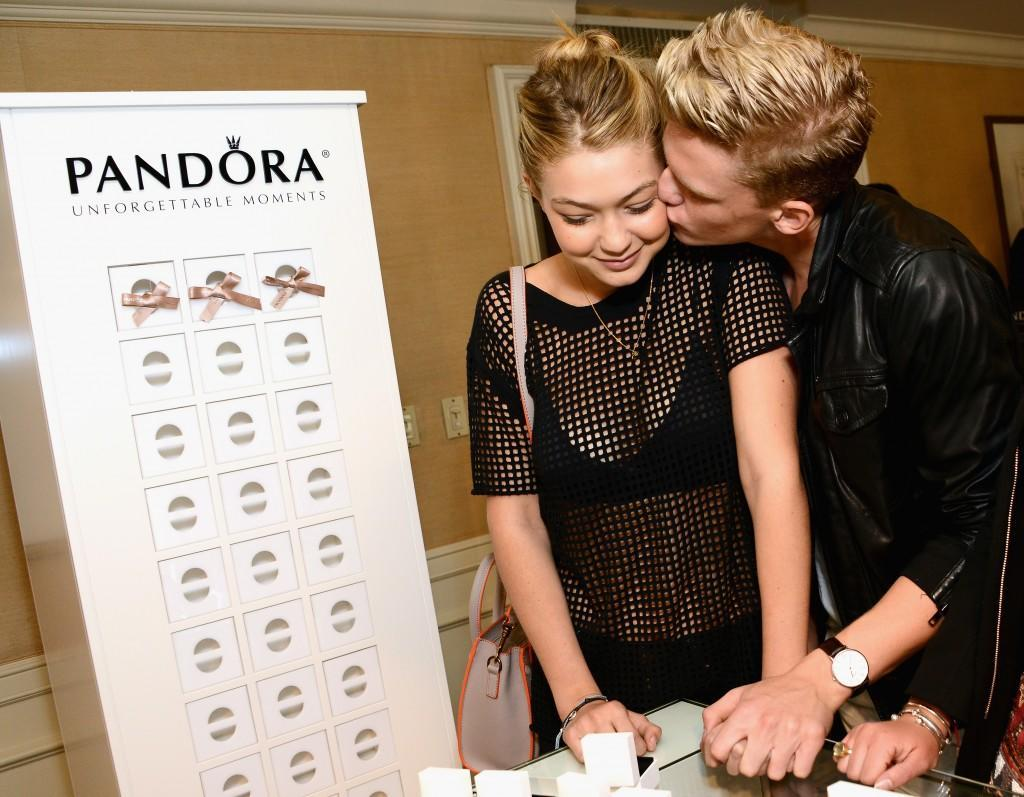 HBO Luxury Lounge Featuring PANDORA Jewelry - Day 2
