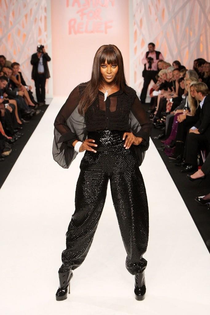 Fashion For Relief - LFW Spring Summer 2009 - Runway