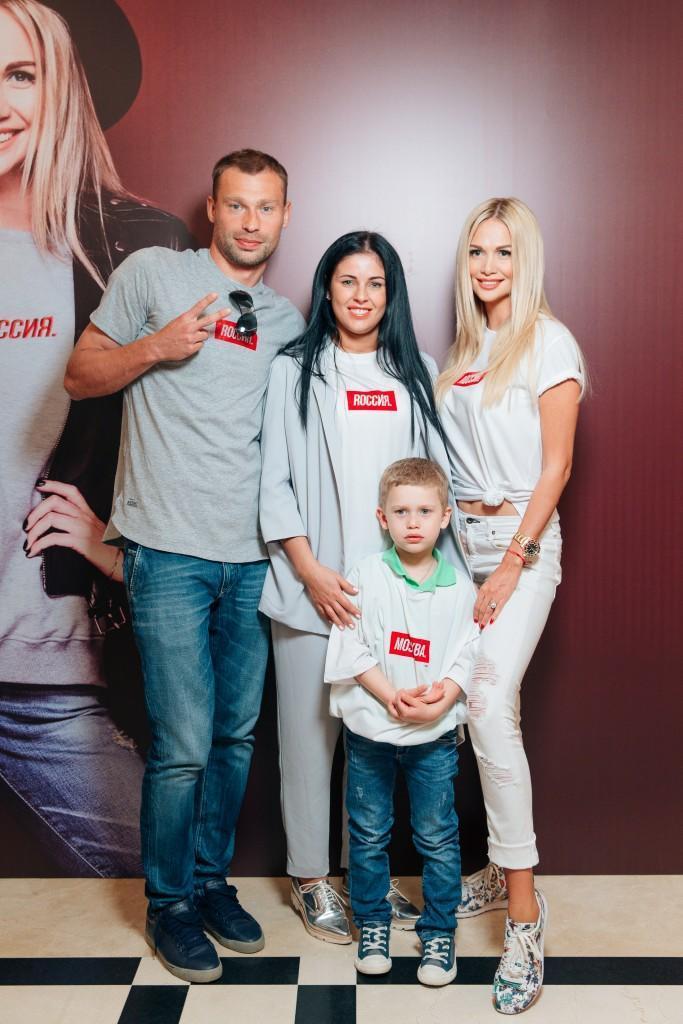 Березуцкие Василий и Ольга, Лопырева Виктория