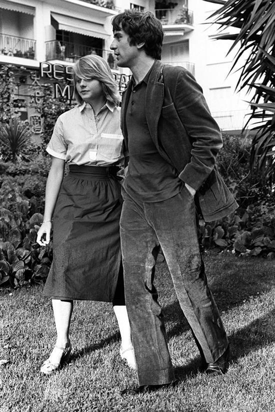 Jodie Foster, Robert De Niro, 1976