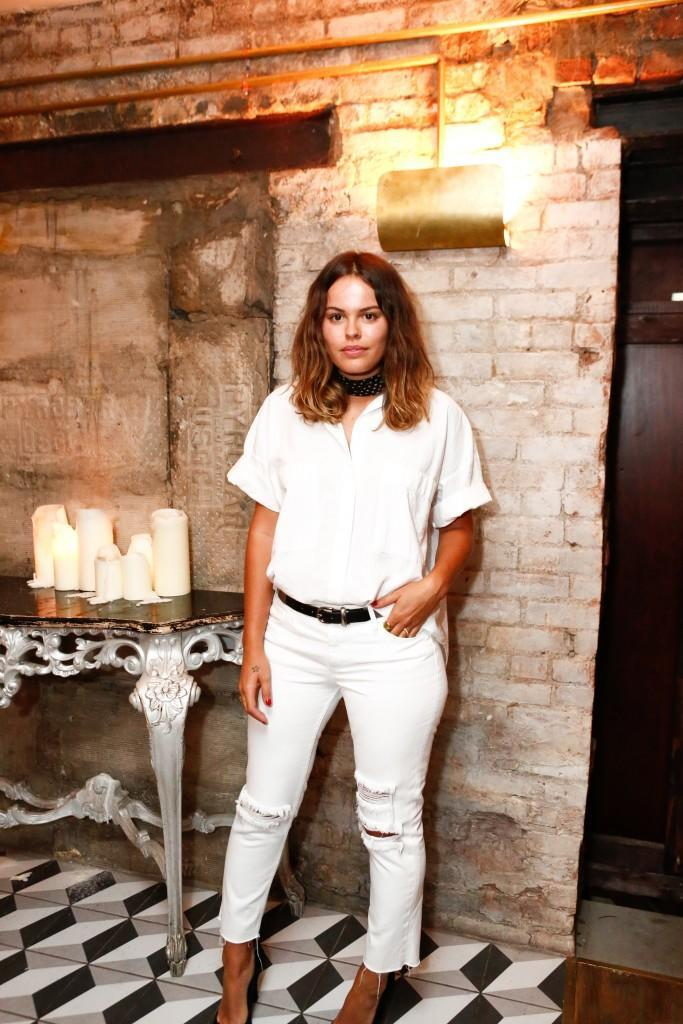 ALEXA CHUNG Host a Private Dinner with LONGCHAMP