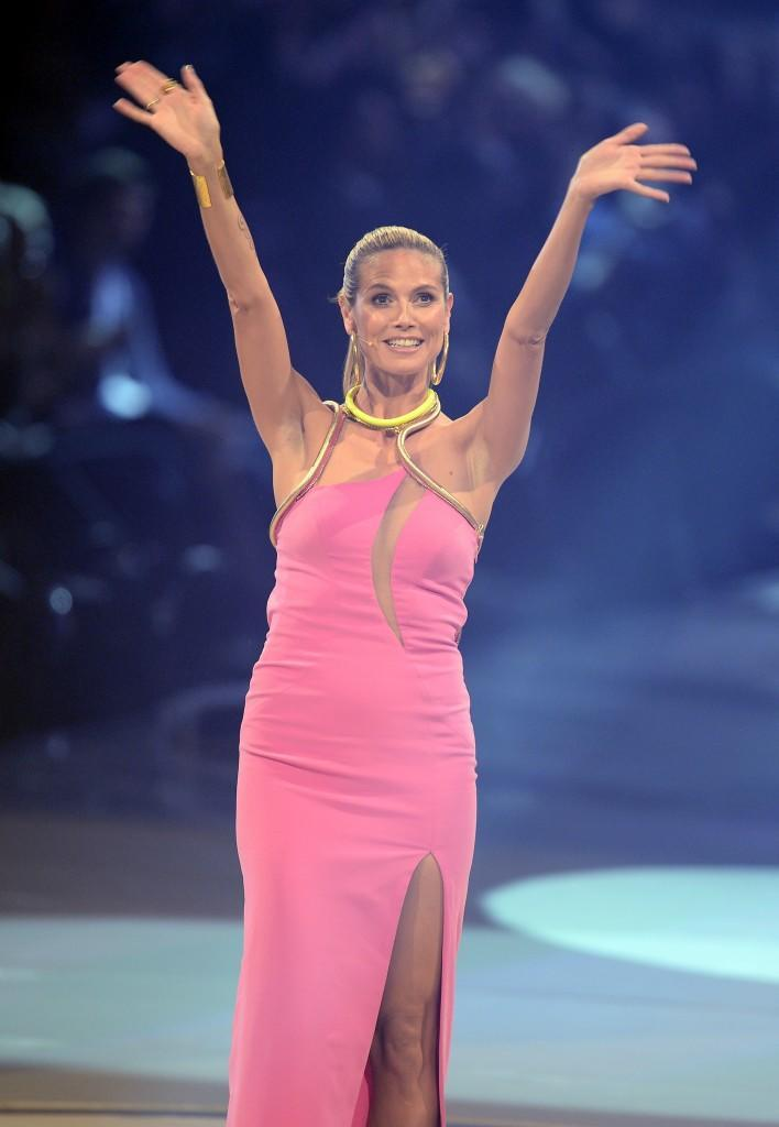 'Germany's Next Topmodel' Finals