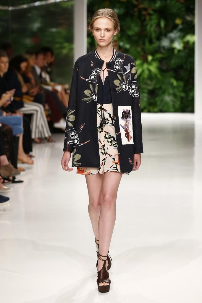 Dorothee Schumacher Show - Mercedes-Benz Fashion Week Berlin Spring/Summer 2016