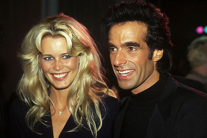 david-copperfield-Claudia-Schiffer