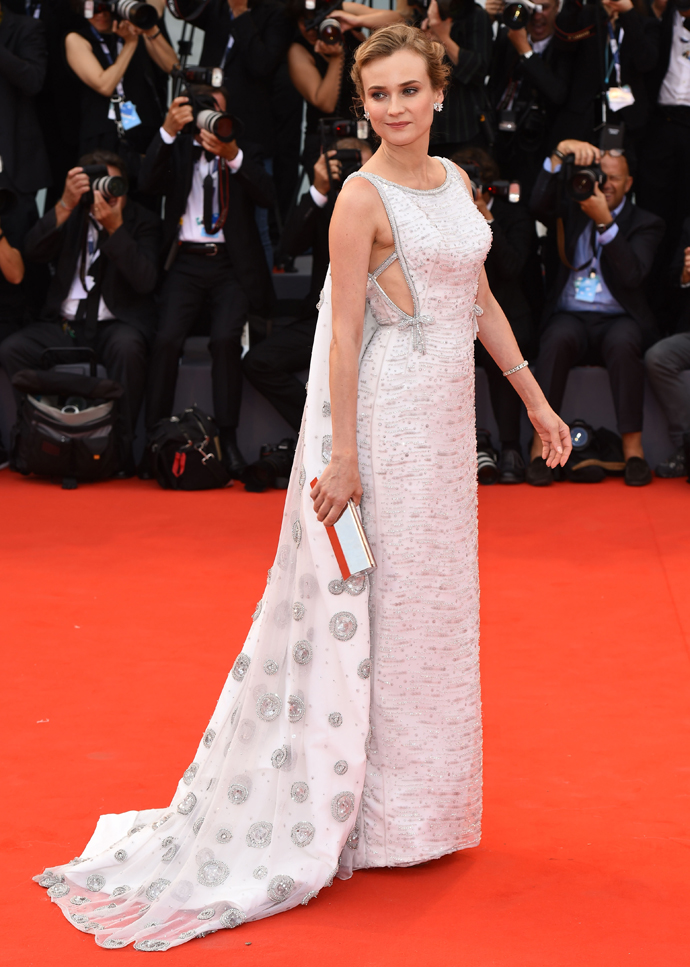 'Everest' film premiere, Opening night of 72nd Venice Film Festival, Italy - 02 Sep 2015