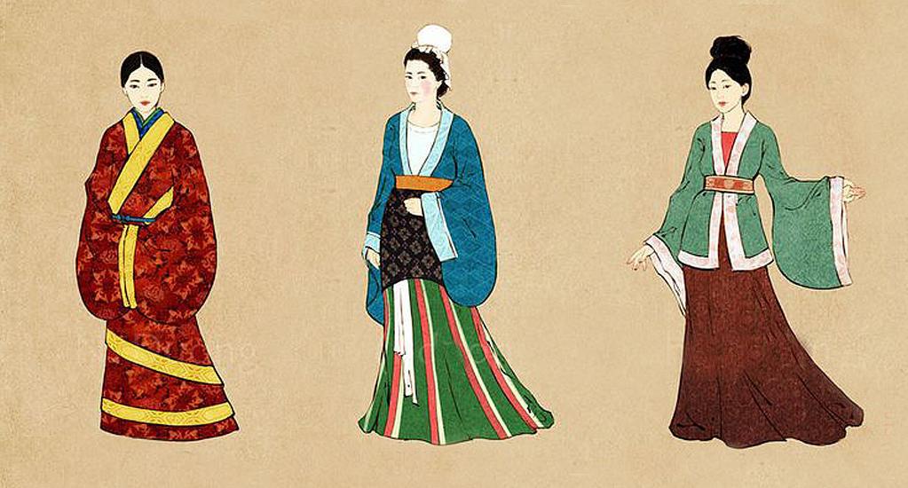 Древняя одежда костюмы