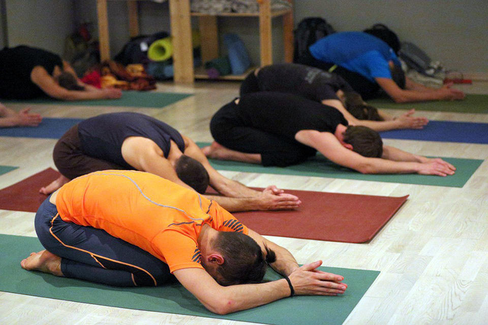 Федерация-йоги