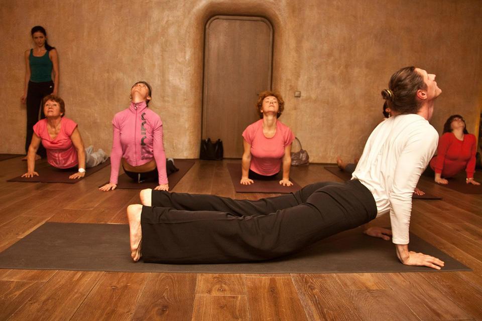 Yoga-dom