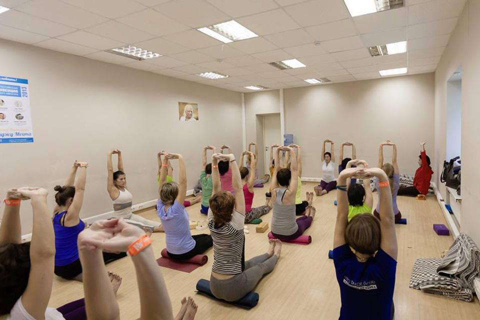 Yoga-practika