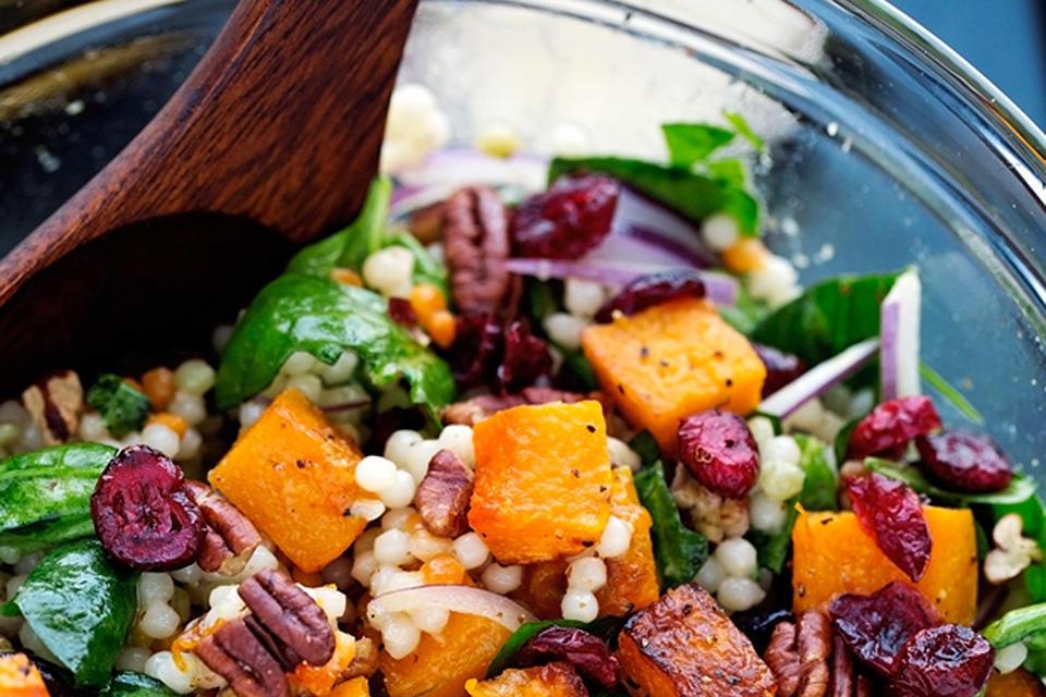 5 зимних салатов, которые заставят вас забыть про бургеры