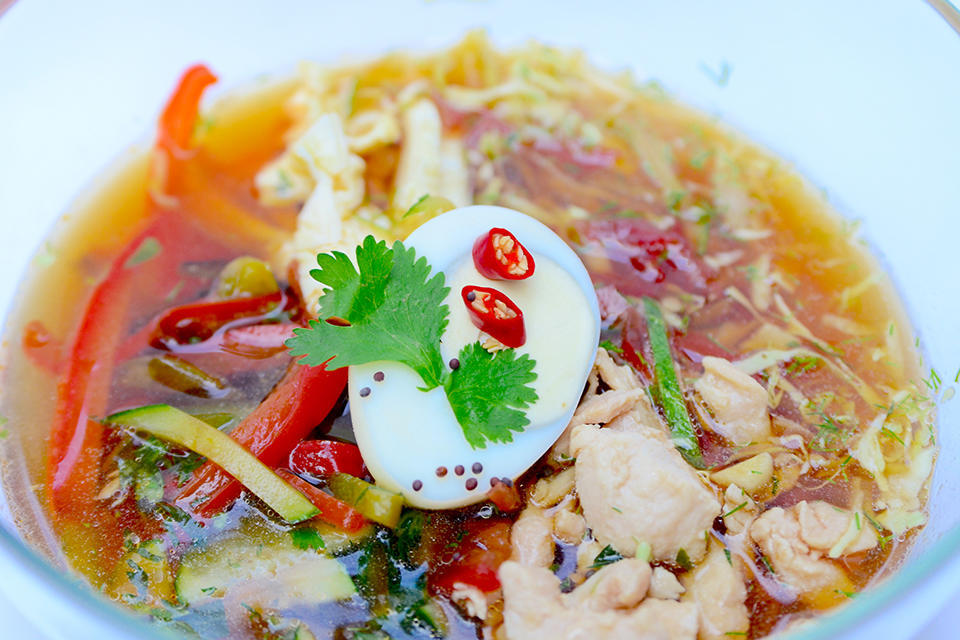 Лапша суп в мультиварке и как готовить