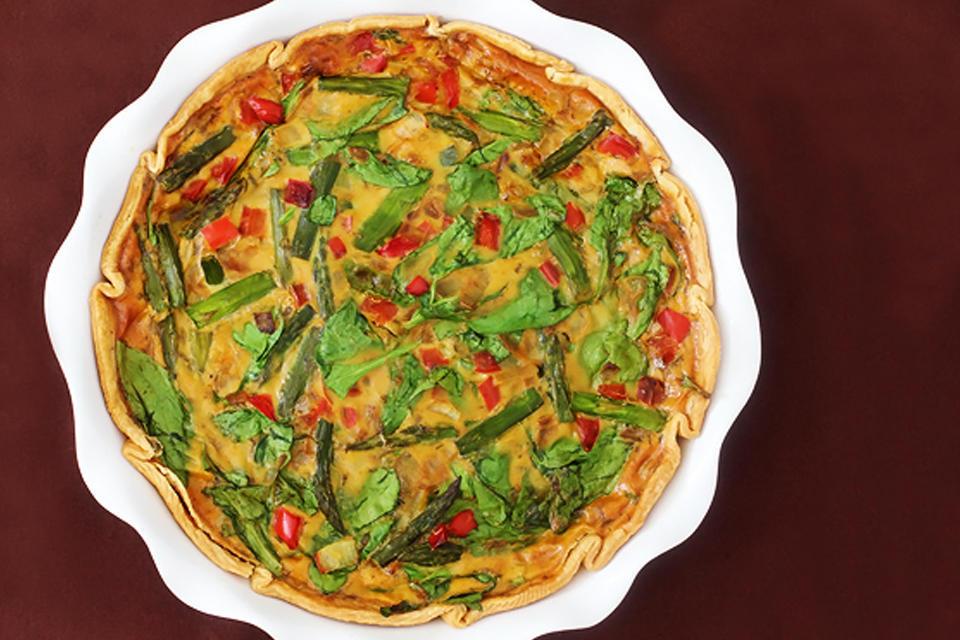 6 рецептов овощных пирогов для пятничного вечера