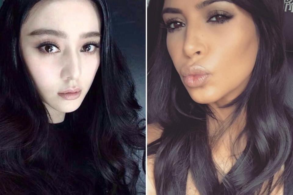 Америка vs Китай: что могут рассказать селфи о стандартах красоты