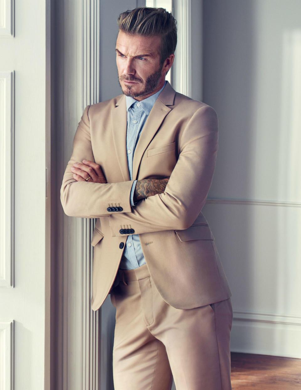 David beckham model photos David Beckham Latest Photos - Page 1 Just Jared