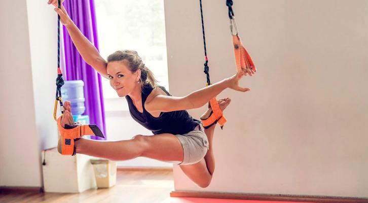 Alfa Gravity: все, что нужно знать о новом направлении фитнеса