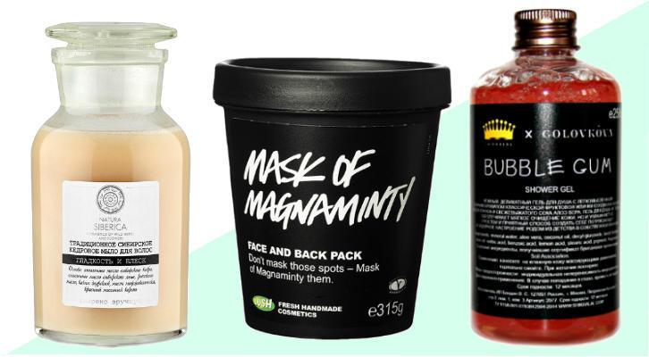 5 продуктов натуральной косметики, которые понравятся всем