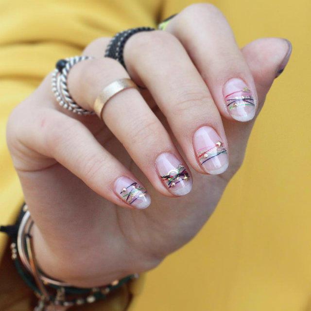 Бьюти-тренд: браслеты для ногтей