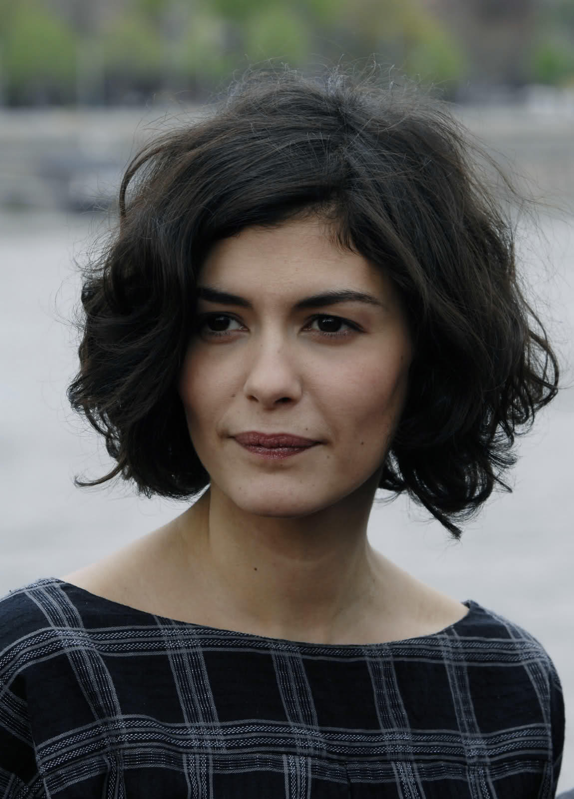 Audrey Tautou Hairstyles Fade Haircut