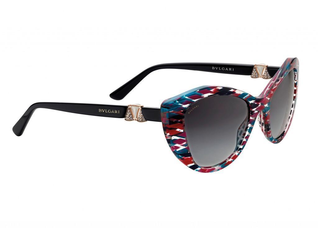 Cолнечные очки Bulgari: лето