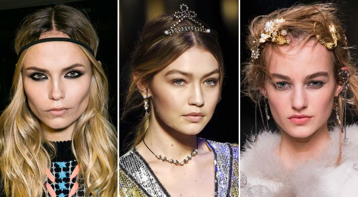 Бьюти-тренды осень-зима: модные прически осени с фото