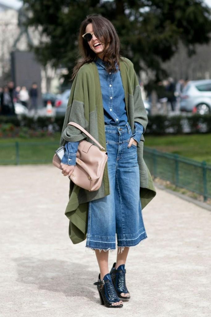 Джинсовые тренды: модные джинсы осень-зима