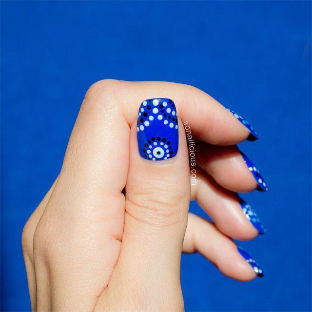 Секреты красивых ногтей маникюр с помощью иголки