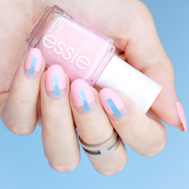 Futuristic-nails-Essie-Need-a-Vacation-
