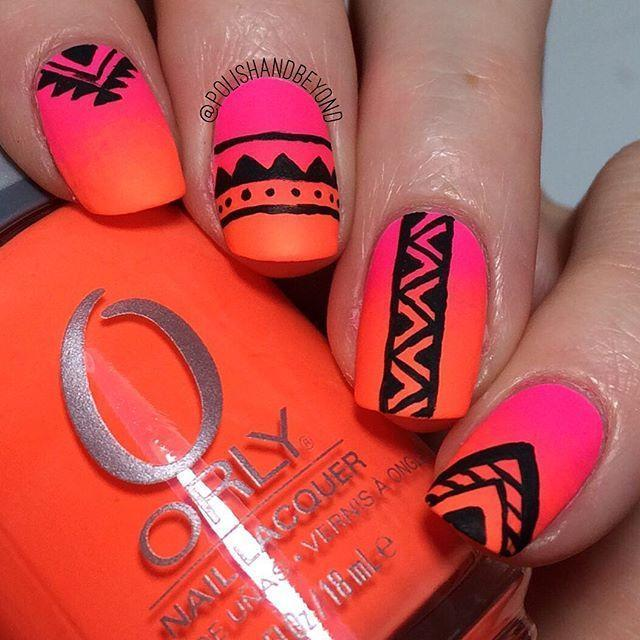 Nail-Designs-for-Summer-Inspiration-Nail-Art-2016