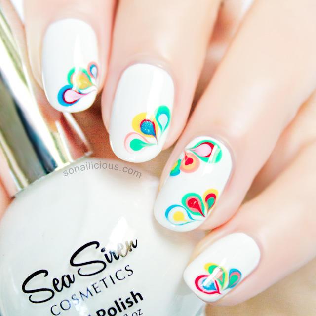 Рисунки на ногтях иголкой – схемы, фото